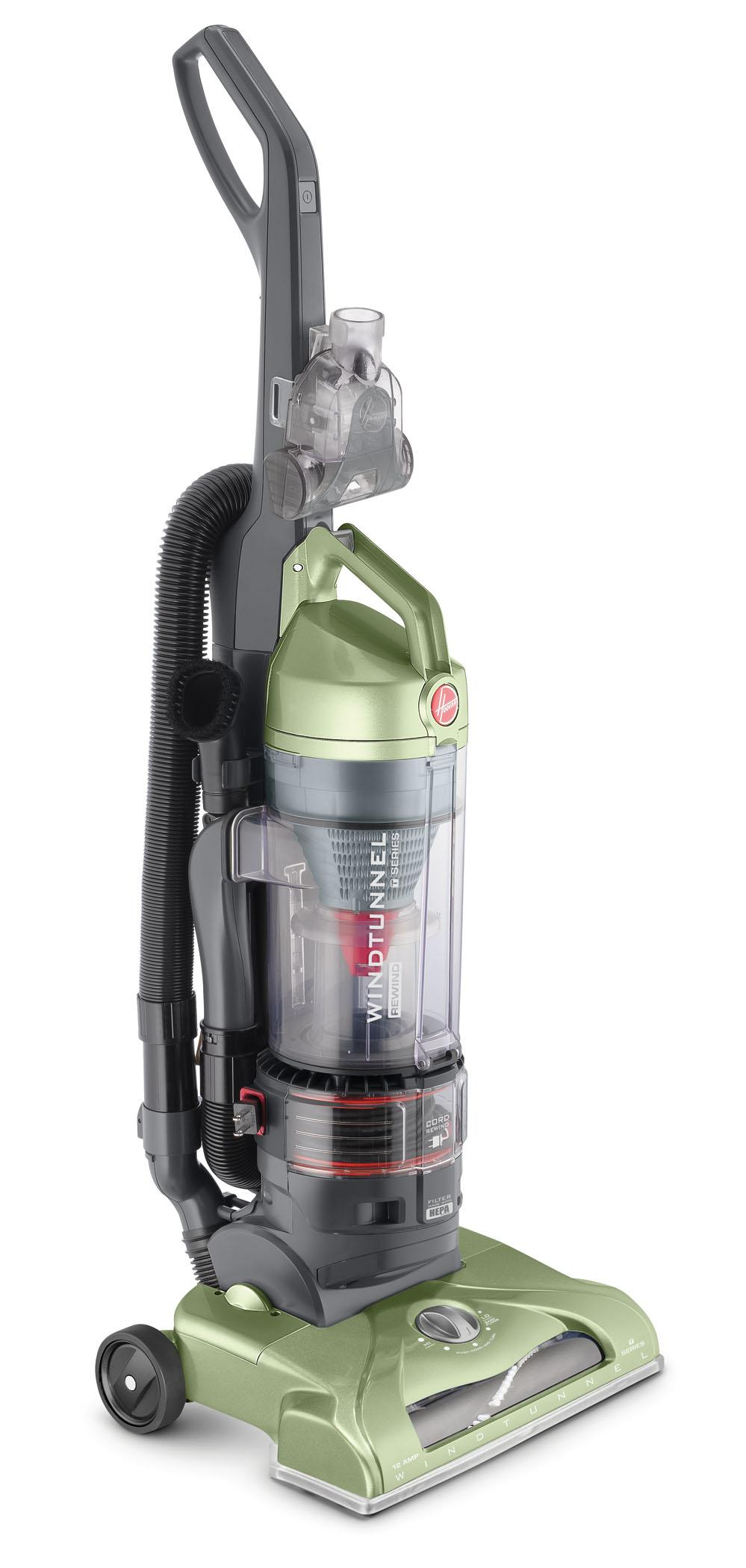 Hoover Vacuum Cleaner WindTunnel T Series Rewind Plus ... Vacuum