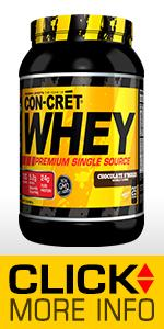 Whey protein, concentrate, isolate
