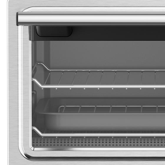 Kitchenaid Countertop Convection Oven Dimensions : .com: KitchenAid KCO253CU 12-Inch Compact Convection Countertop Oven ...