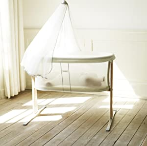 Amazon.com : BABYBJORN Cradle - White : Baby Bjoern Bouncer : Baby
