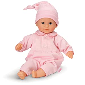 Amazon Com Corolle Calin Charming Pastel Baby Doll Toys
