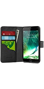 iphone 7 wallet case, iphone 7 card holder case, iphone 7 card case