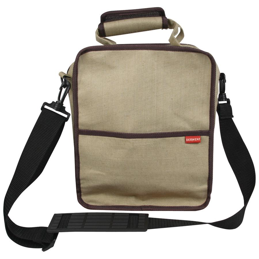 Amazon.com : Derwent Canvas Carry-All Bag (2300671) : Office Products