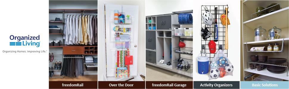 From The Manufacturer. Organized Living