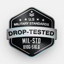 Military Grade Drop Test Certified
