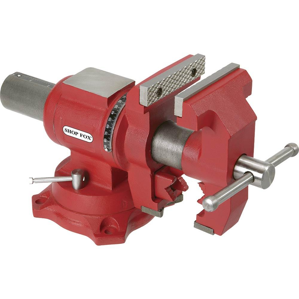 What Is A Bench Vise Used For: Amazon.com: Shop Fox D4093 4-Inch Multi Purpose Vise: Home