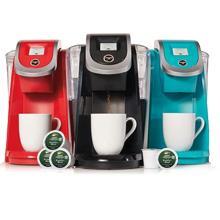 Keurig Coffee Maker In Colors : Amazon.com: Keurig 119272 K250 Coffee Maker, Black: Kitchen & Dining