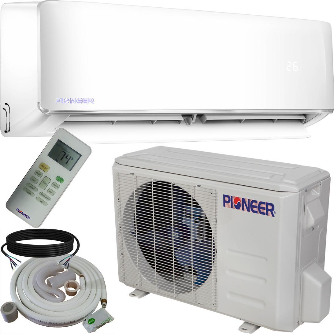 amazon com pioneer air conditioner mini split minisplit heatpump rh amazon com
