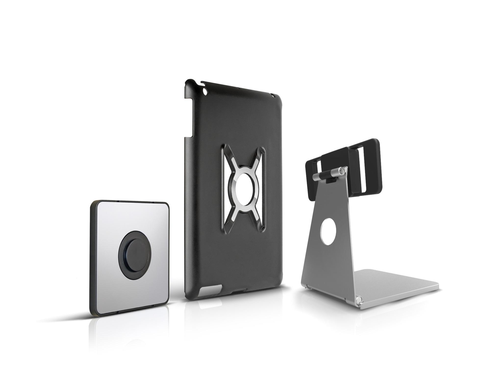 Amazon Com Omnimount Case Stand And Wall Mount For Ipad