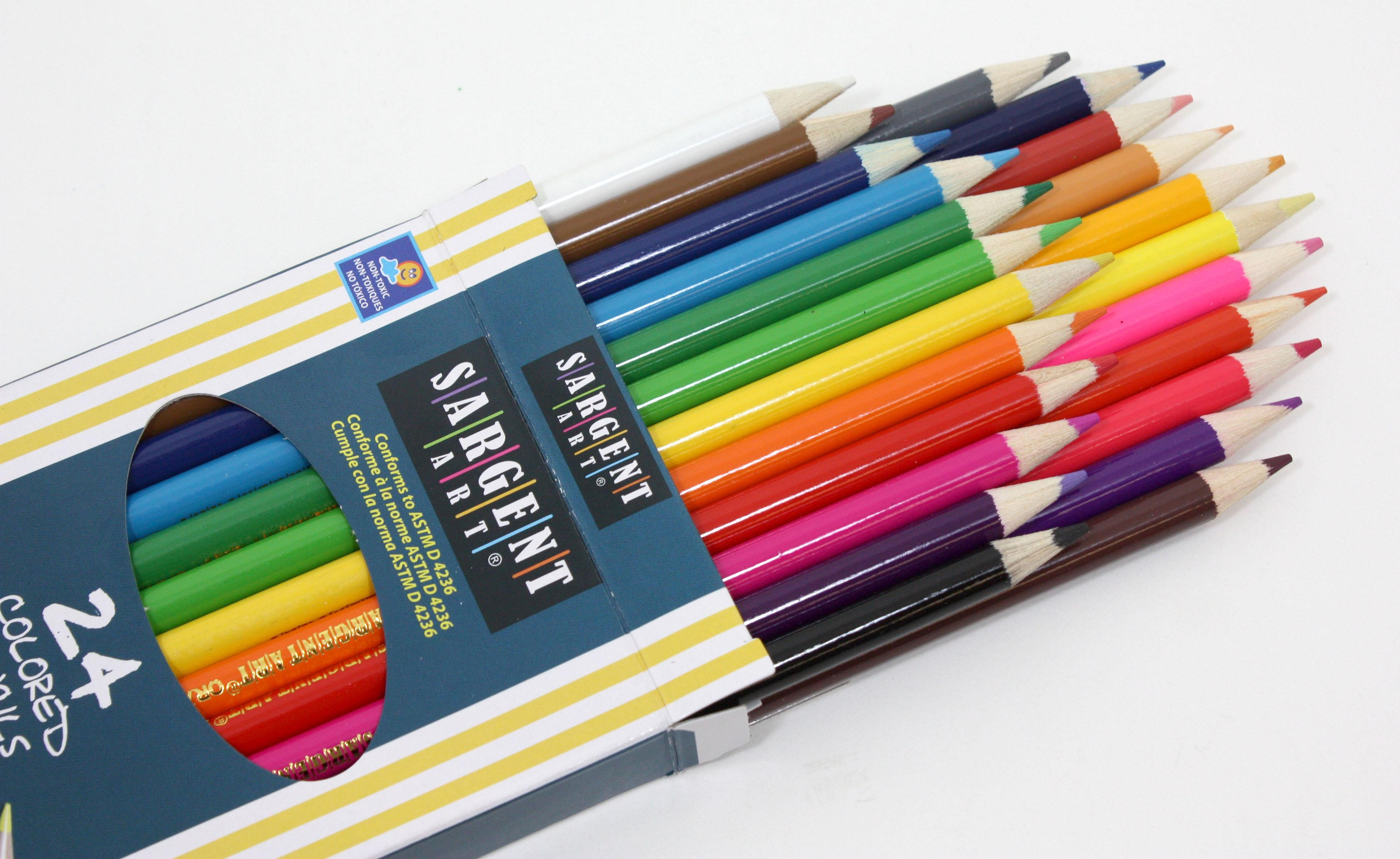 Art colored pencils - From The Manufacturer Color Pencil Art