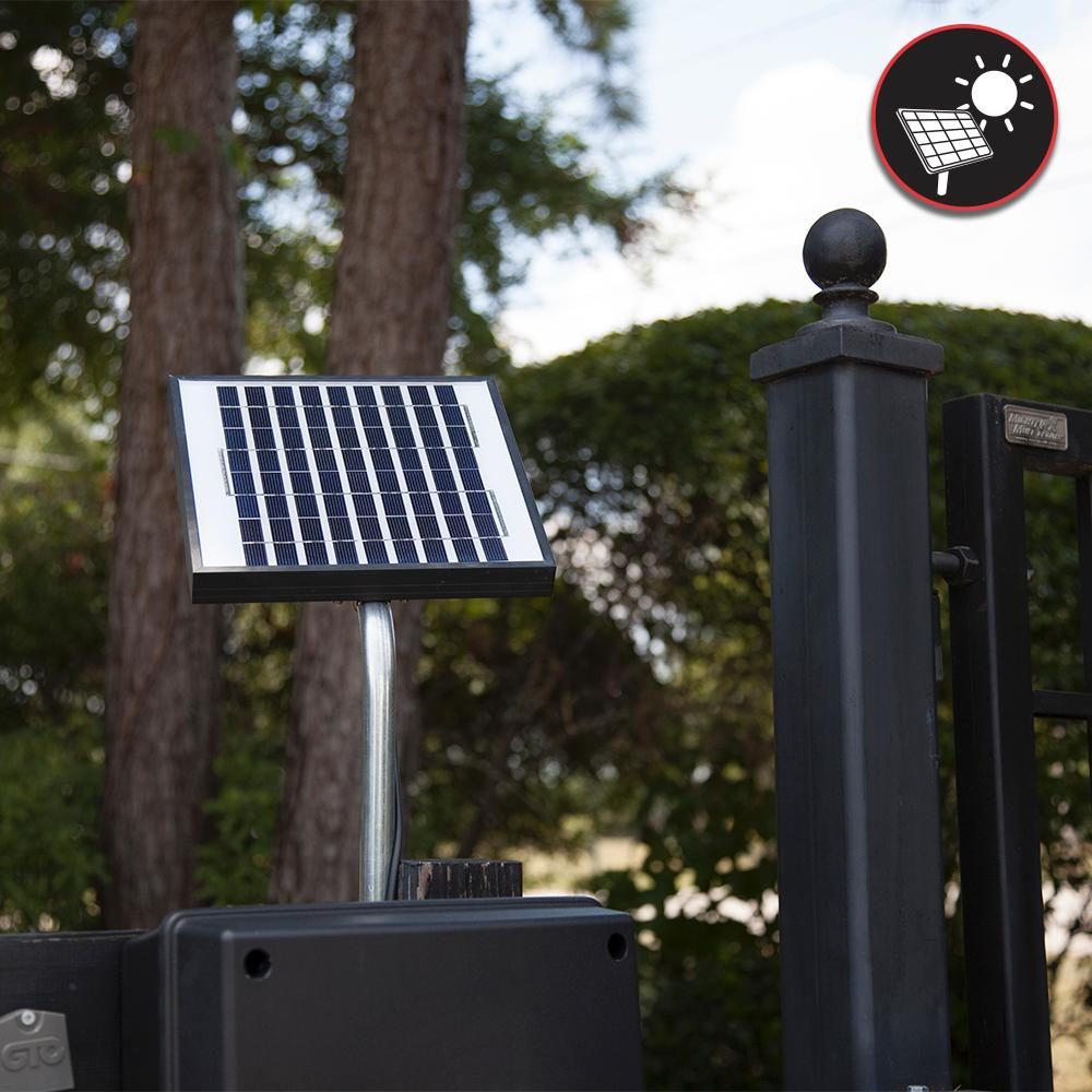 Amazon Com Mighty Mule Automatic Gate Opener For Heavy