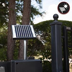FM500, operator, gate, warranty, electric gate, DIY, Single gate, Mighty Mule,solar