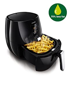 Philips Airfryer, Airfryer, deep fryer, best fryer, low fat fryer, healthy fryer