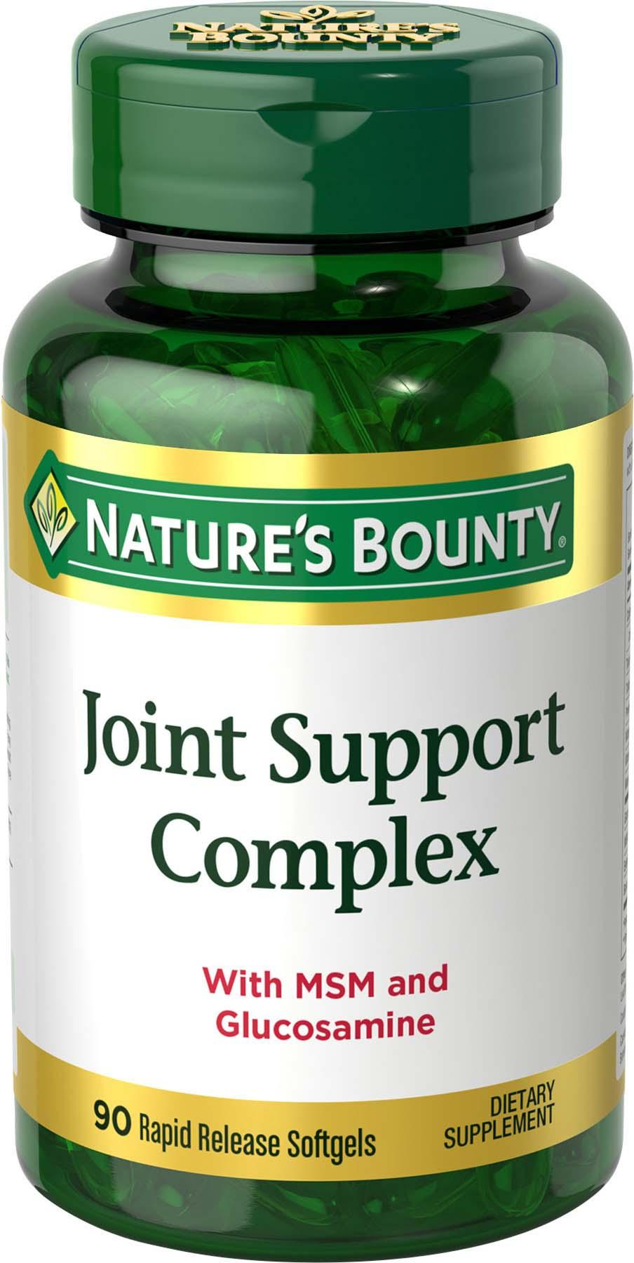 Nature S Bounty B Complex Ingredients