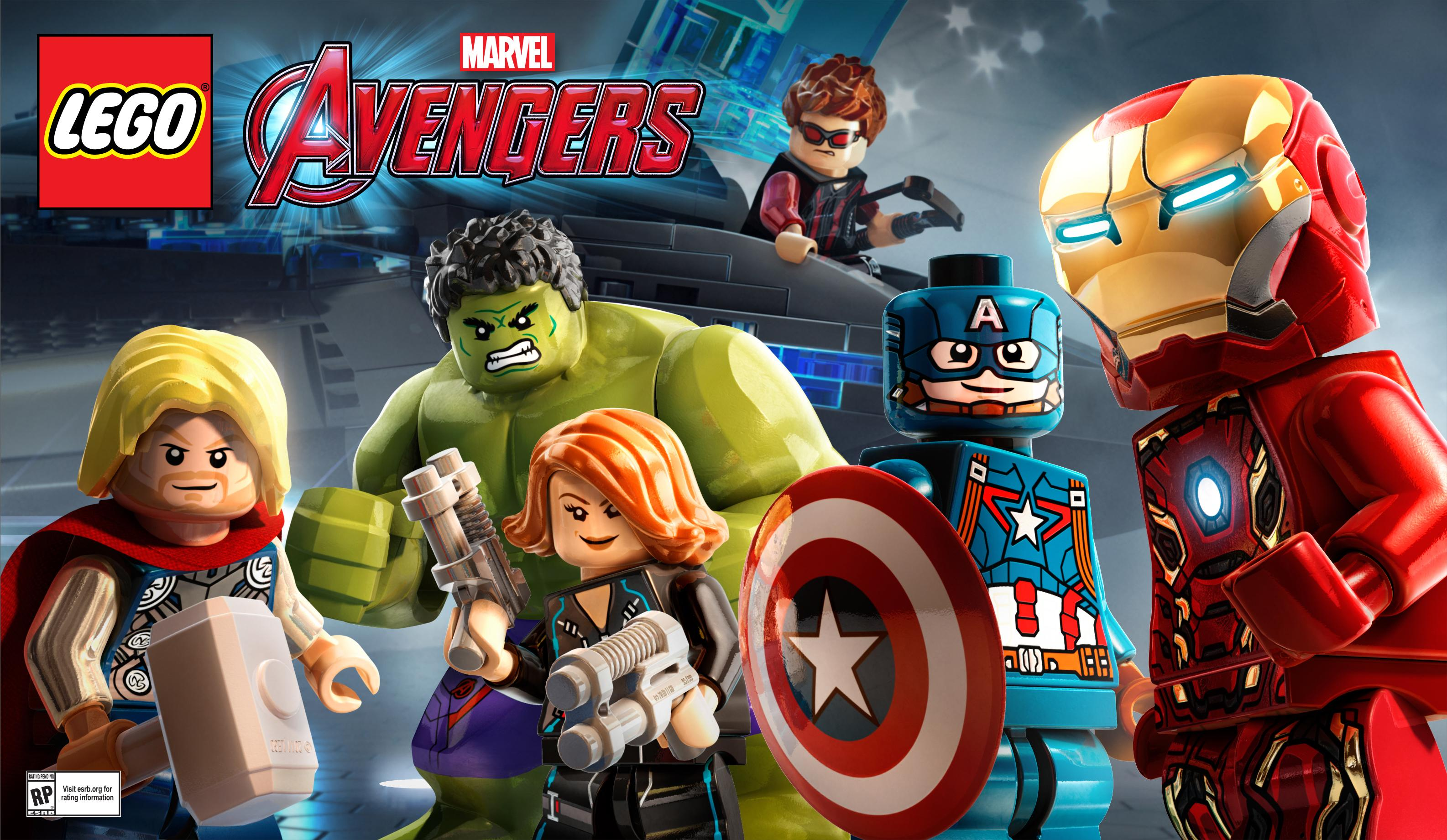 Amazon Com Lego Marvel S Avengers Ps3 Whv Games Video