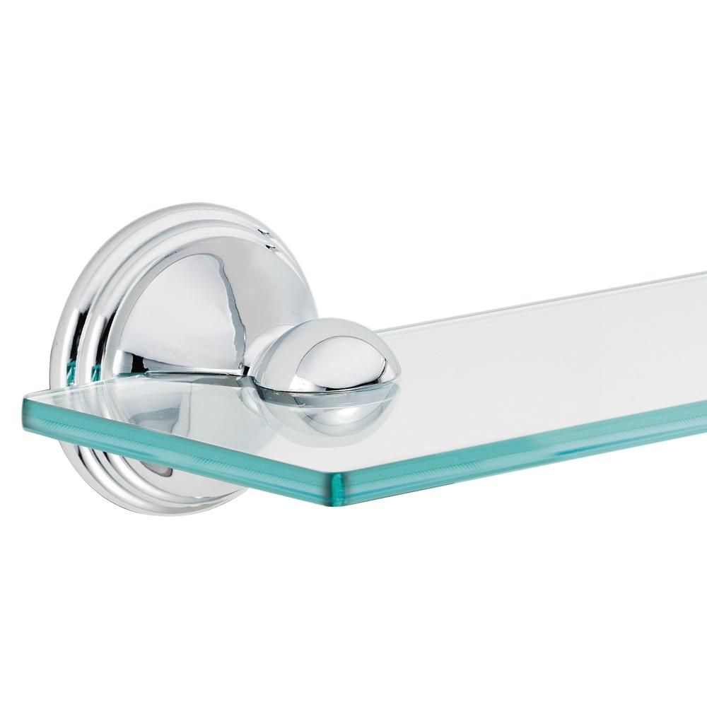 Amazoncom Moen DN8490CH Preston Bathroom Vanity Shelf Chrome