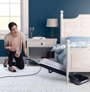 Low Profile Vacuum Cleaner