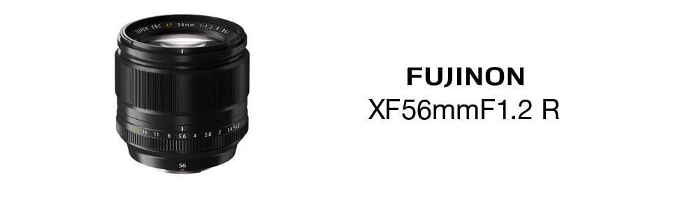 XF 56mm F1.2 Lens
