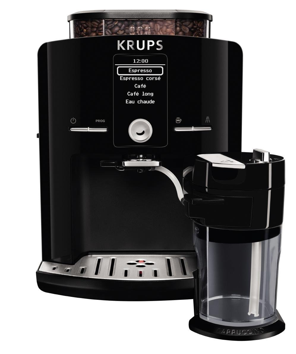 krups latte machine