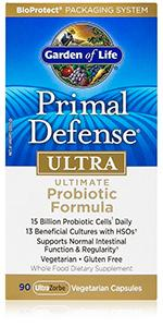 primal defense ultra probiotic formula Cultures HSO