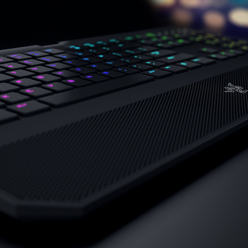 332166f5521 Amazon.com: Razer DeathStalker Chroma - Multi-Color RGB Membrane ...
