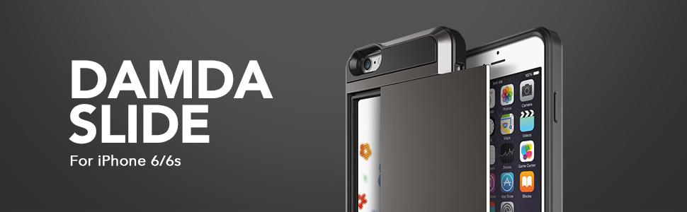 iPhone 6/6s Case, Verus Damda Slide Series