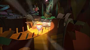 Tearaway,Tearaway Unfolded,PS4,PlayStation