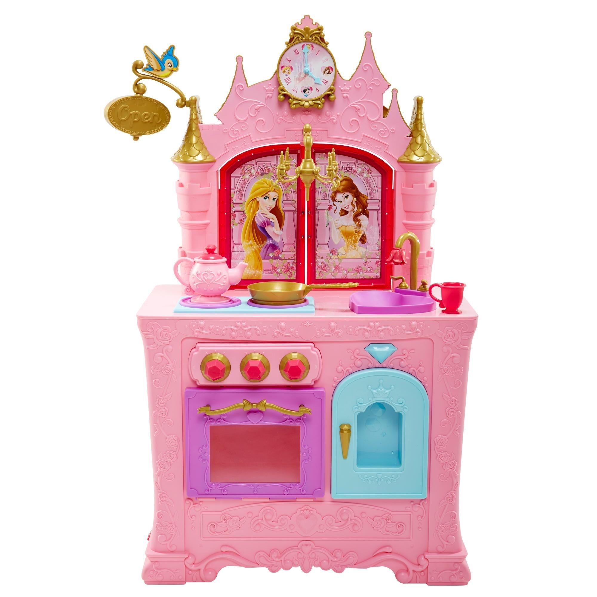 Kitchen Games: Amazon.com: Disney Princess Royal 2-Sided Kitchen & Caf