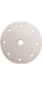 bosch, hole, random orbit sanding discs