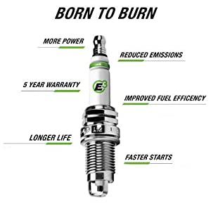 Amazon e3 spark plug e348 automotive spark plug automotive e3 spark plugs sciox Images