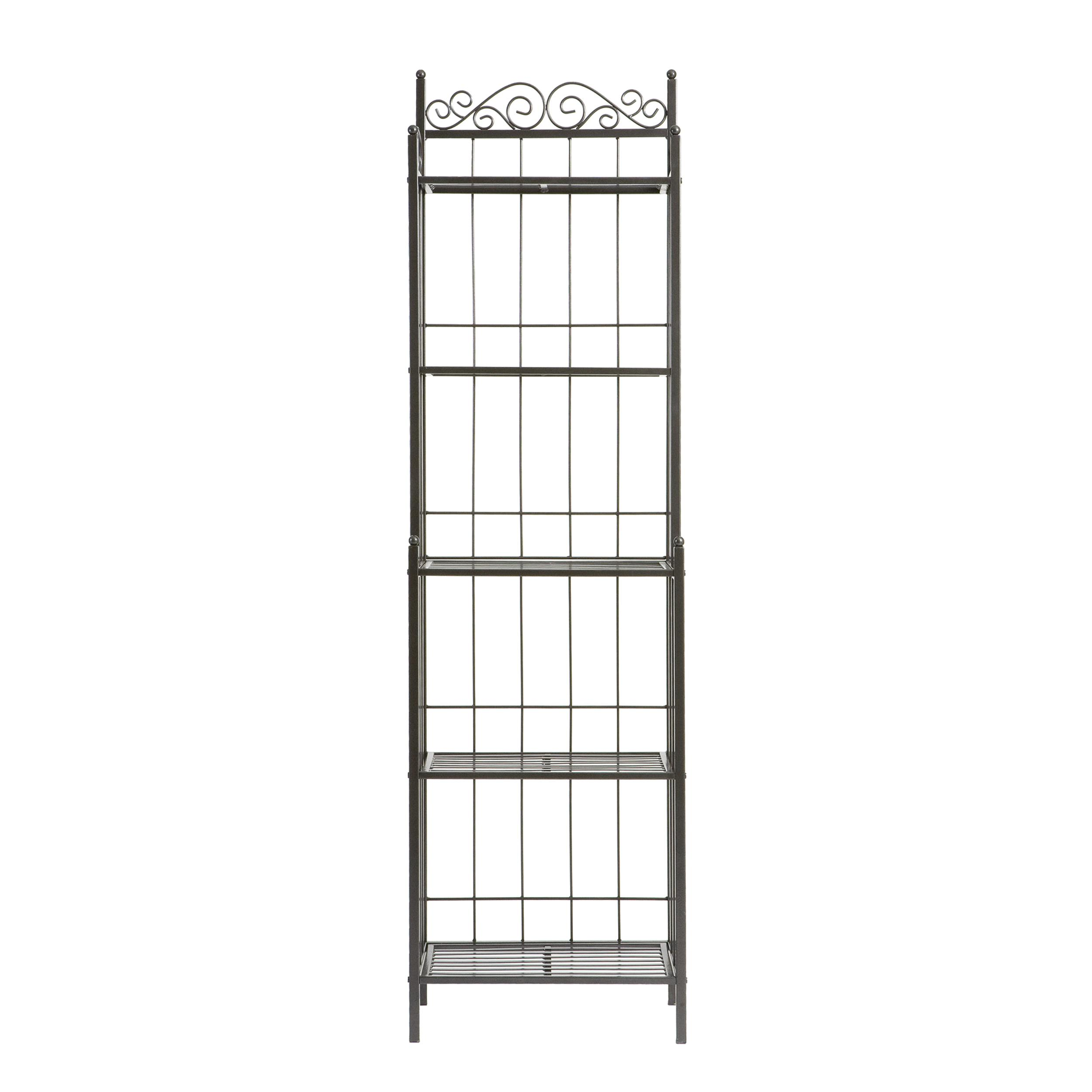 cs shelf metal hk display tier surripui net rack