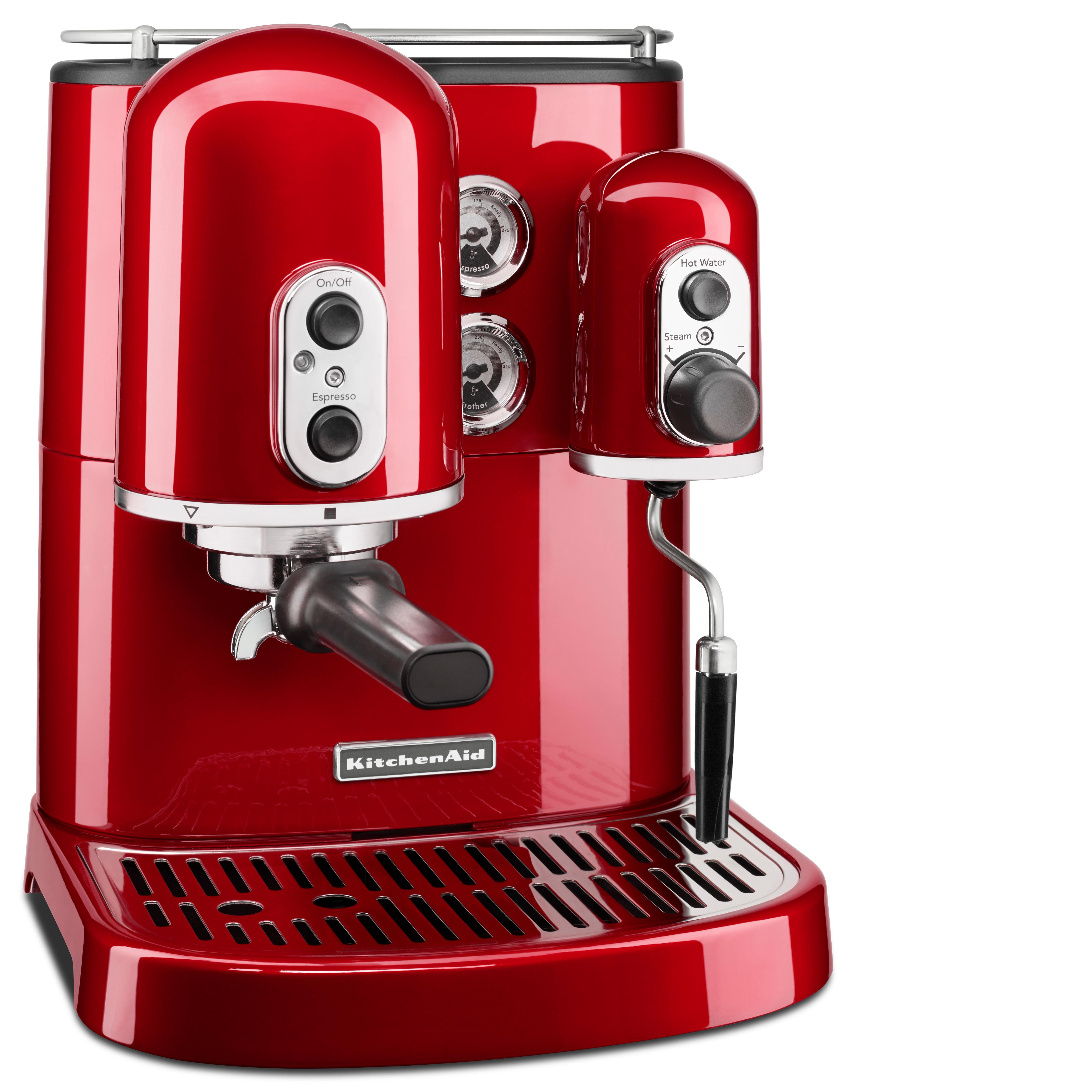 Amazon Com Kitchenaid Kes2102er Pro Line Series Espresso Maker With