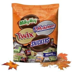 Limited edition Fall Harvest Candies are a perfect treat this Halloween and holiday fall season.