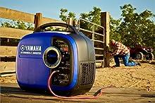 Yamaha ef2000isv2 1600 running watts 2000 for Yamaha 2000 generator run time