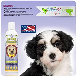 Tear Stain Remover For Dogs, angel eyes tear stain remover