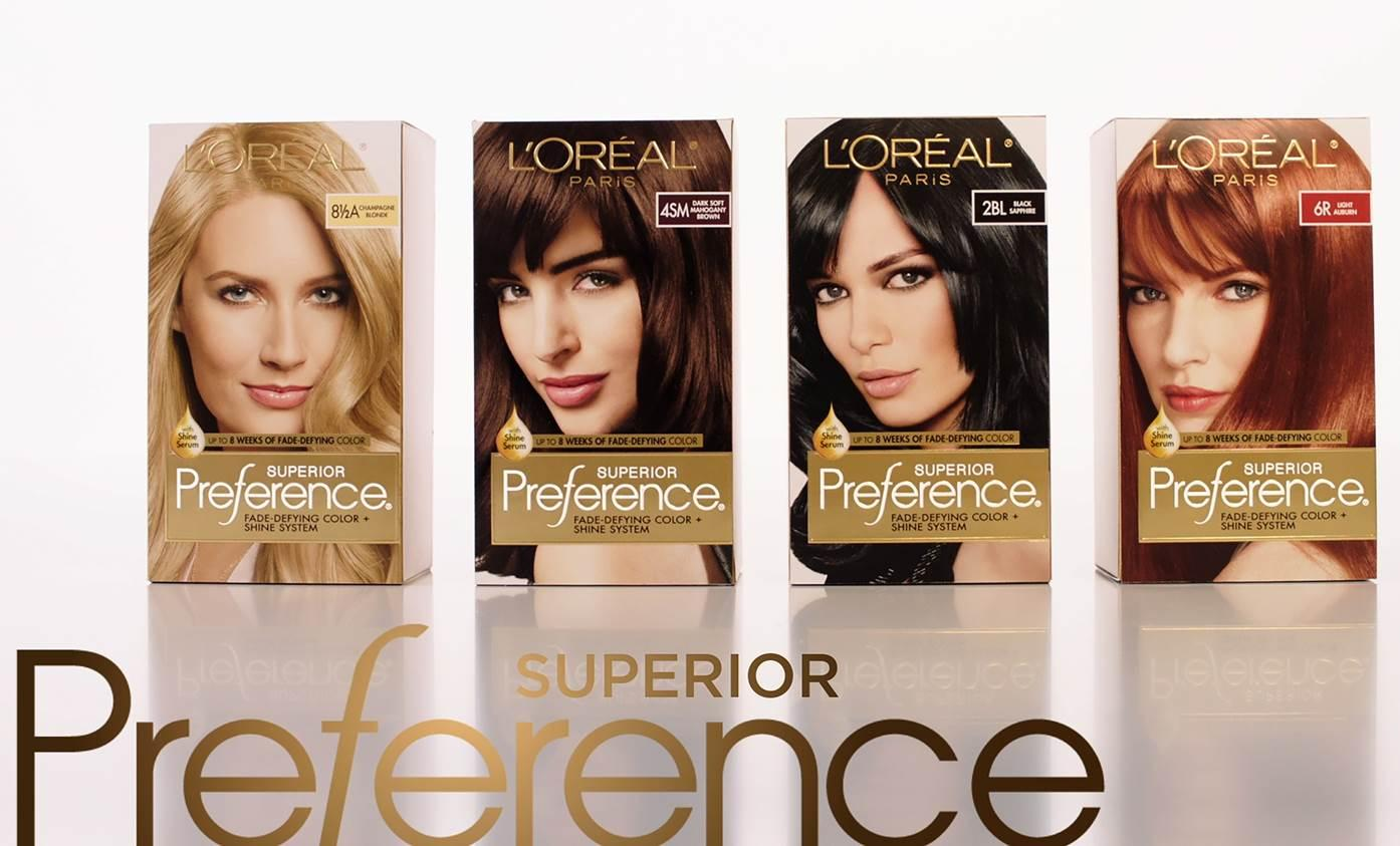 Amazon Com L Oreal Paris Superior Preference Color Care