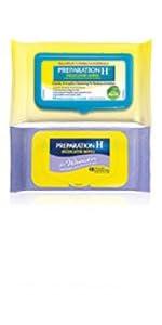 preparation h, hemorrhoid relief, preparation h wipes, hemorrhoid wipes, women's wipes