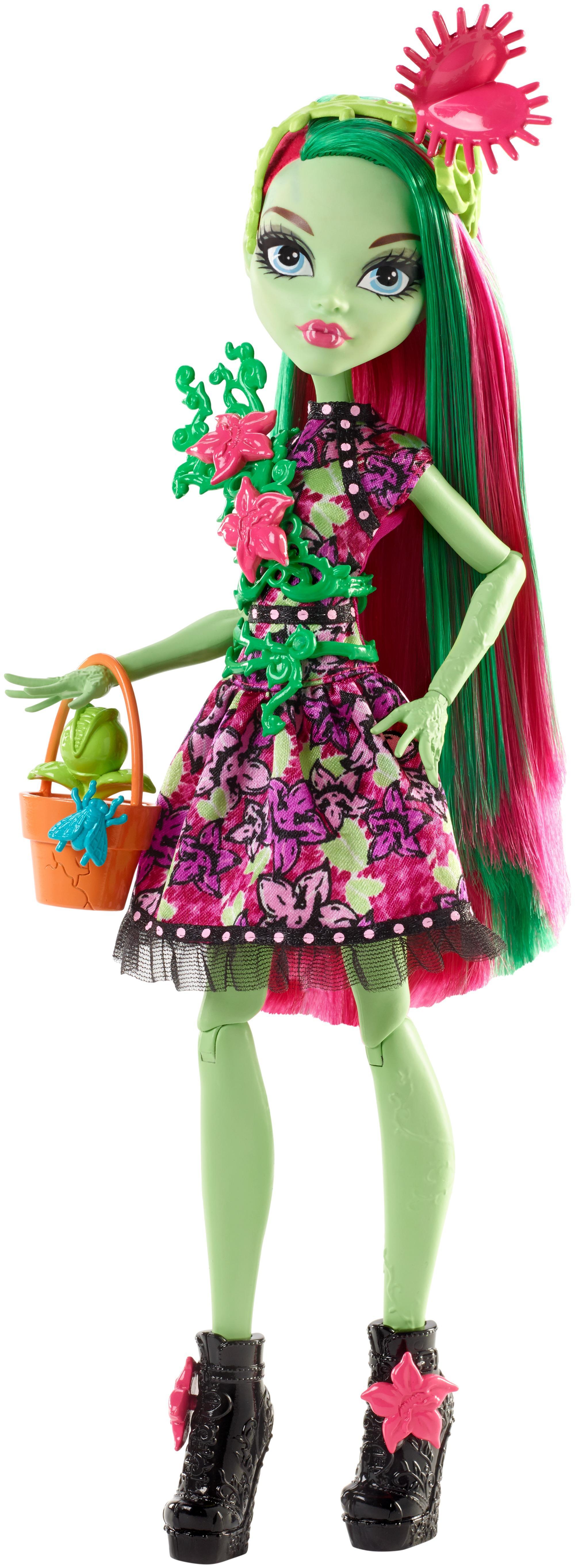 Venus Mcflytrap Doll Amazon.com: Mon...