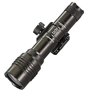 Streamlight 88059 ProTac Rail Mount Dedicated Fixed-Mount Long Gun Light 2L, Black