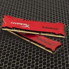 Kingston HyperX Savage DRAM