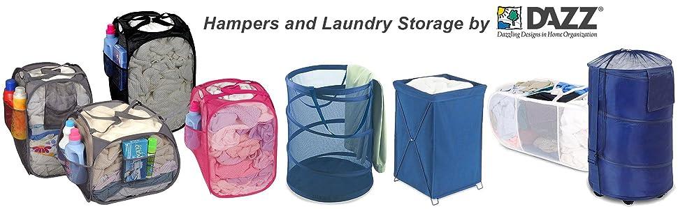 pro-mart, Dazz, hamper, laundry, storage