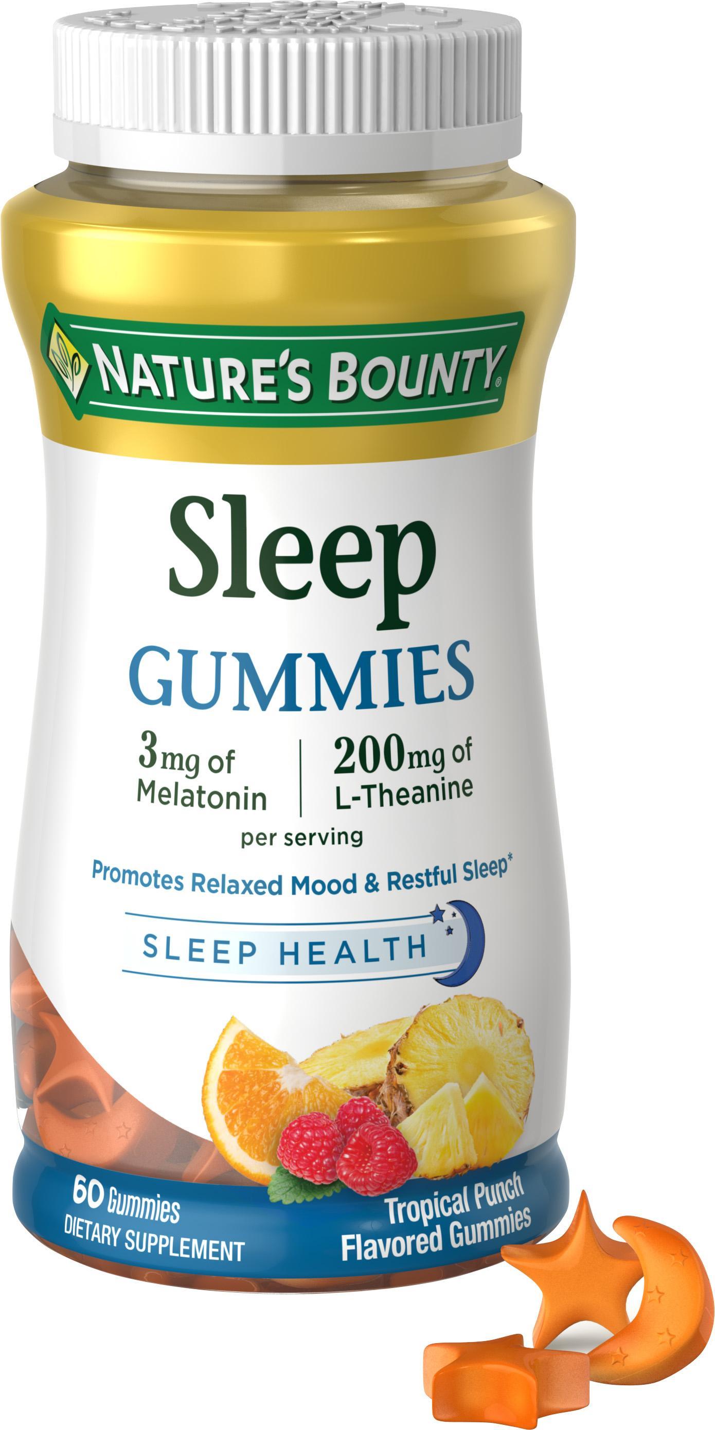 Nature Made Melatonin Gummies Reviews