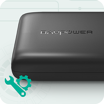 Amazon.com: Portable Charger RAVPower 22000mAh Battery Pack 5.8A