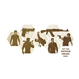 uncharted;nathan;drake;collection;ps4;playstation;shooter;action;adventure;tomb;raider