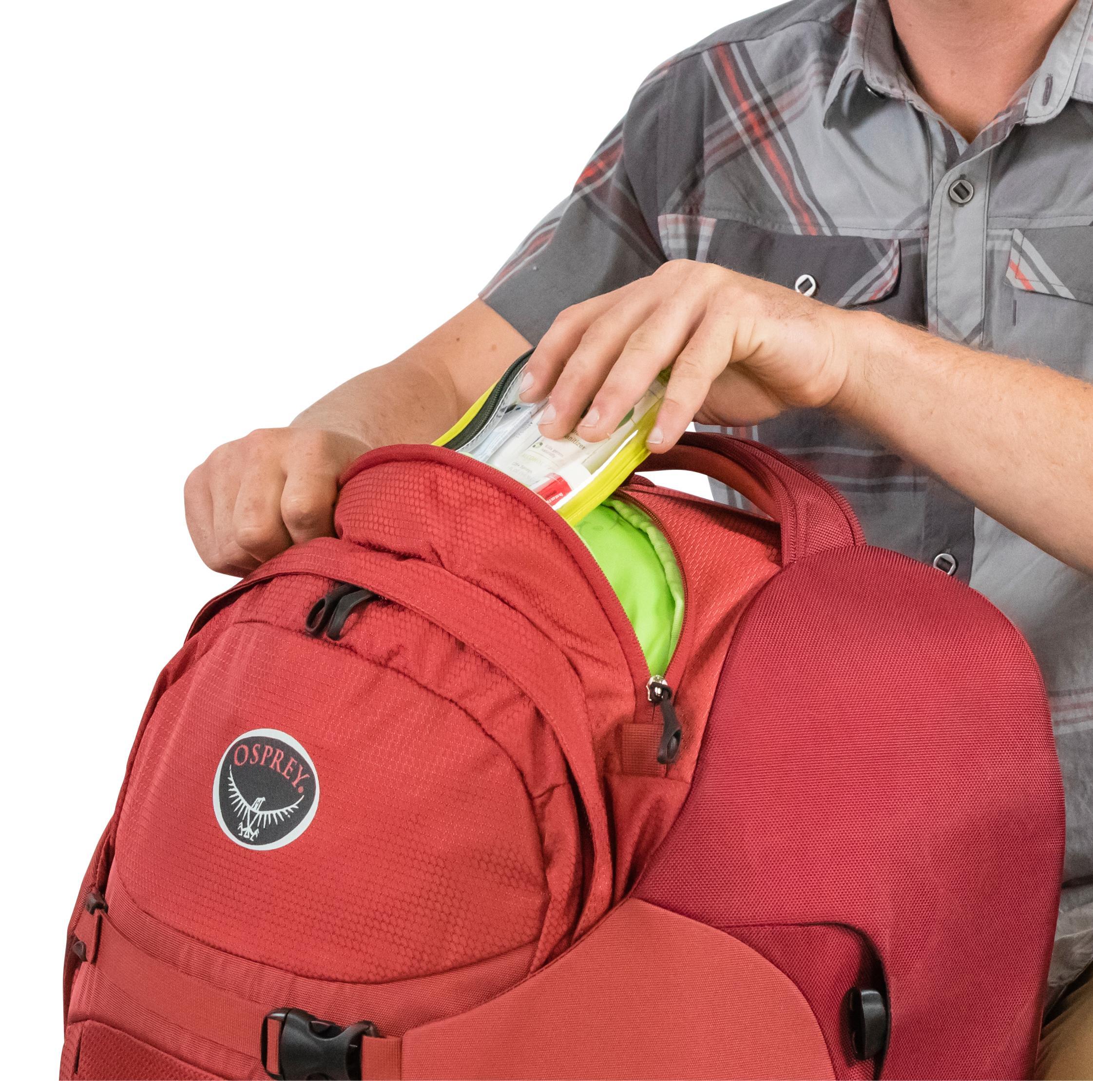 Amazon.com: Osprey Packs Sojourn Wheeled Luggage, Flash Black, 80 L/28