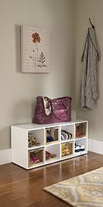 ... Storage Organizer, Floor Organizer, Shelf Organizer, Closet Organizer,  Bedroom Storage, Closetmaid ...