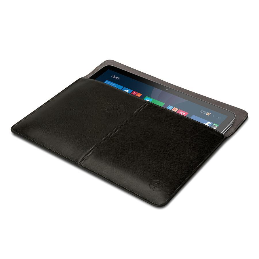 Amazon.com: HP 13-inch Laptop Leather Sleeve (Black ...