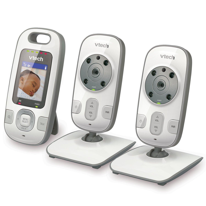 Amazon.com : VTech VM312 Safe & Sound Video Baby Monitor
