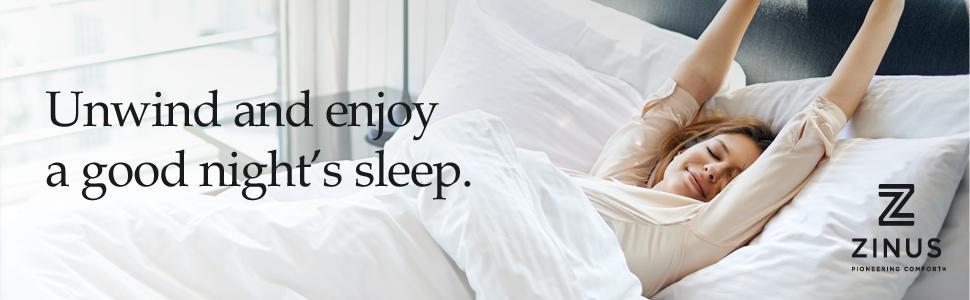 Amazon Com Zinus Memory Foam 5 Inch Sleeper Sofa Mattress