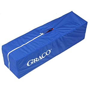 how to fold up a graco pack and play